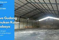Sewa Gudang Manukan Kulon Surabaya - JualGudang